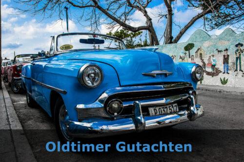 Oldtimer Gutachten Hamburg