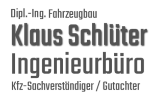 Gutachter in Nortorf - Klaus Schlüter